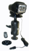 Golight Stryker GL-3049-P Remote Controlled Spotlight - Adjustable Double Ball / Socket Mount Base -- GL-3049-P