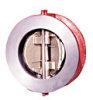 Check Valve for Water Service -- Series ICV 125-2-2-T Wafer Check Valve - Image