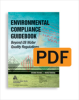 Environmental Compliance Guidebook: Beyond US Water Quality Regulations (PDF) -- 20745-PDF