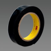 3M Scotchmate SJ3533N Black Hook & Loop Tape - Loop - 2 in Width x 50 yd Length - 86268 -- 021200-86268