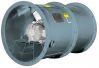 Marine Duty Direct Drive Vaneaxial Fan -- 56M Series