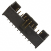 Rectangular Connectors - Headers, Male Pins -- A26847-ND