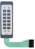 Electronic Controllers, KC2 - Membrane Keypad Access Controller -- EA-KC2-102