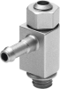 One-way flow control valve -- GRLZ-M5-PK-4-B -Image