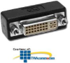 Hubbell DVI to DVI Female / Female Coupler (Pkg. of 10) -- DVI1