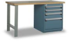 Workbench With Heavy-duty Cabinet -- R5WH5-2007
