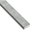 Low Carbon Steel Rectangular Keystock, Zinc Plated
