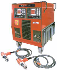 Stud welder from Nelson Stud Welding