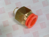 SMC KQ2H13-02S ( FITTING, MALE CONNECTOR *LQA ) -Image