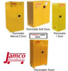SAFETY FLAMMABLE CABINETS -- HBA60