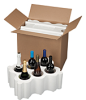 Top Load Wine and Champagne Shippers and Pre-Assembled Kits