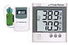 Wireless Thermometer Set; Includes Monitor And One Remote Bottle Sensor -- EW-37804-10