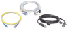 CANARE FS3C03S SINGLE MODE FIBER OPTIC CABLE SC CONNECTORS 3 -- CANFS3C03S