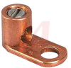 BLACKBURN BOLTED CONNECTORS Type L - Copper Single Conductor,One-Hole 14 Sol -- 70092485