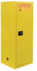 Safety Cabinet,Slimline,Self-Close,30gal -- 19T250