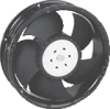 Axial Compact DC Fans -- 6318 /2HP -Image