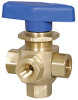 Metal Five Way Ball Valve -- 835 Series - Image