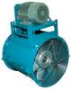 Tubeaxial Fan, Cast Aluminum Wheel -- TCTA