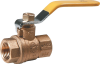 1/4 in. Brass Ball Valve -- 8137028