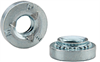 Trident Heat-Treated Carbon Steel Locknuts - Type SL - Metric -- SL-M3-5-1ZI -Image