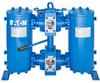 Hydraulic and Lubrication Oil Filter, In-Line Duplex -- Series DA
