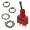 Toggle Switches -- 100AWSP1T1B1M1REH-ND - Image