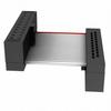 Rectangular Cable Assemblies -- FFSD-11-D-04.00-01-N-R-ND -Image