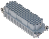 Female Insert for Rectangular Connector, 108 Pins -- CDDF-108-Image