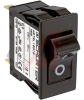 Circuit Breaker; 10 A; 125/250 VAC; Quick-Connect; 1.5 kV (Min.); Black -- 70160356