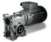 Aluminum Body Worm Speed Reducers, RT Series -- RT 70-05