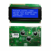 Display Modules - LCD, OLED Character and Numeric -- NHD-0420DZ-NSW-BBW-ND -Image
