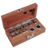 Brown & Sharpe 598-10-18 12 Piece Micrometer Checking Set -- 598-10-18