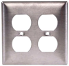 Standard Wall Plate -- HPWB82 - Image