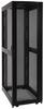 42U SmartRack Mid-Depth Expansion Rack - side panels not included -- SR42UBMDEXP - Image