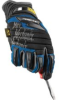 Mechanix Wear MP2-03-010 M-Pact II Glove, Blue, Large