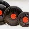 Solid Rubber Wheels -- 3RST091