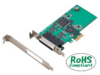 Low Profile RS-232C Serial I/O Board -- COM-4C-LPE