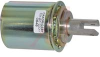 Solenoid, Tubular, Continuous, 12 VDC, 130 O.F. Pull, 1-27 Threads, 1 Stroke -- 70152213 - Image