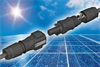 DC Plug and Receptacle Connector System for Photovoltaic (PV) Applications -- Sunclix