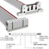 Rectangular Cable Assemblies -- H3AWH-1606G-ND -Image