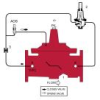 Ductile Iron Pressure Reducing Control Valve -- LF910GD - Image