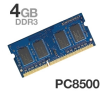 HP AT913UT Notebook Memory Module - 4GB, PC3-10600, DDR3-133 -- AT913UT