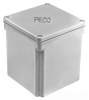 PVC Square Junction Box -- VJB-886