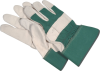 Grain Leather Work Gloves -- 8082505
