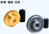20.05mm PD Worm Gears -- BG1-20R1