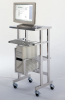 Cleanroom Computer Cart -- 9600-20