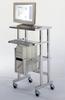 Adjustable Computer Cart -- 9600-76