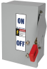 Heavy Duty Safety Switch -- 1494H-EF3H2