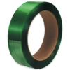 """5/8"""" x 2200' - 16"""" x 3"""" Core Polyester Strapping - Smooth -- PS4825G -- View Larger Image"""
