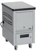 10-Unit Tablet Locker Cart -- TABDEPC-10